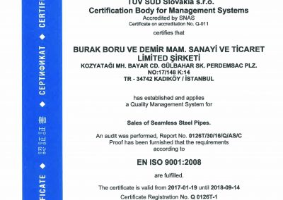 BBL ISO 9001