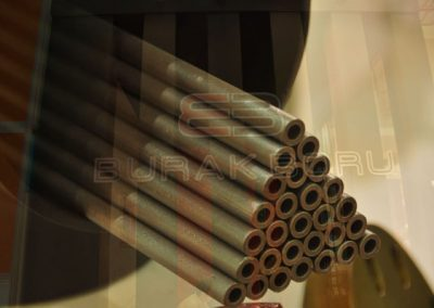 Dikişsiz Çelik Çekme Boru - Burak Boru